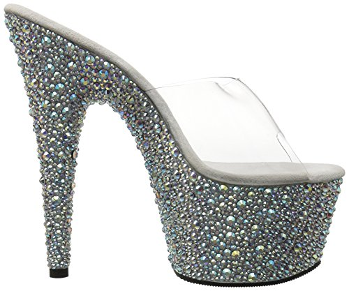 CLR 2 701MS 35 Pleaser EU Multi RS UK SLV BEJEWELED HU76PvqT