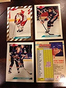 1992-93 Bowman New York Islanders Team Set 18 Cards Pierre Turgeon MINT
