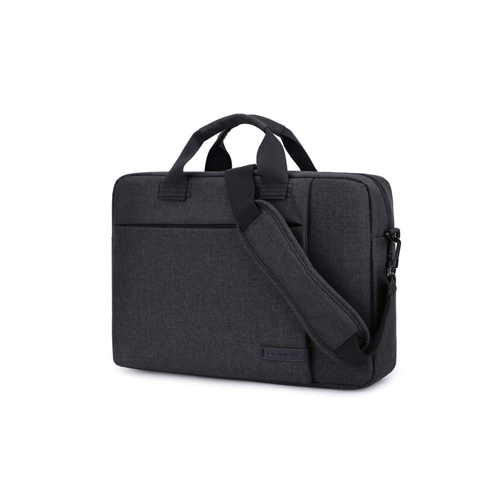 QSJY File Cabinets Laptop Case 13 Inch/15 Inch Handbag Computer Package Single Shoulder Bag (Color : C, Size : 390MM(W)×270MM(H)×80MM(T)) by QSJY File Cabinets