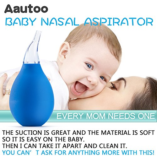 Aautoo Aspirator Suction Booger Sucker product image