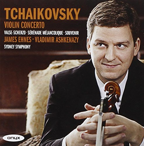 Tchaikovsky: Violin Concerto, Valse-Scherzo, Serenade melancolique