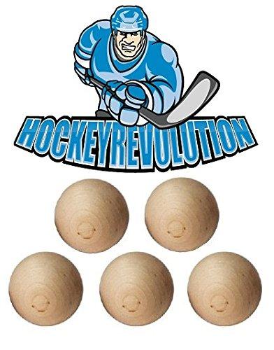 Hockey Revolution Swedish Stickhandling Ball 5 (Stickhandling Training)