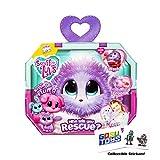 Scruff a Luvs Purple Rescue Toy Pet Dog, Cat or Rabbit Worlds Apart