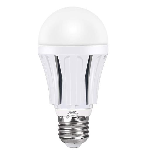 sports shoes fde97 8676e Motion Sensor Light Bulb 9W Dusk to Dawn Light Bulbs E26 Base Indoor Sensor  Night Lights Soft White 2700K Outdoor Radar Motion Sensor Light Bulb Auto  ...