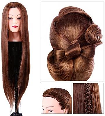 JEANINE: Latrina Long Hair