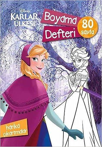 Karlar Ulkesi Boyama Defteri Kolektif 9786050944976 Amazoncom Books