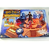 Harry Potter Sorcerer's Stone Electronic Levitating Challenge Board Game
