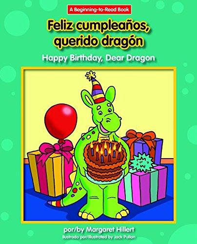 Amazon.com: Feliz Cumpleaños, Querido Dragón/ Happy Birthday ...