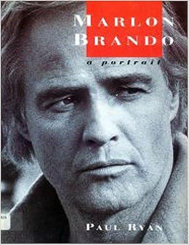 Marlon Brando: A Portrait: Amazon.es: Paul Ryan: Libros en idiomas extranjeros