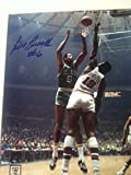 Autographed Bill Russell 8x10 Photo Framed and Matted PSA/DNA Certified