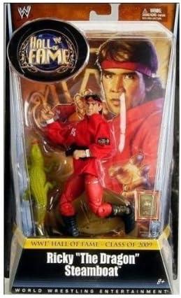 B004285394 Prannoi Mattel WWE Wrestling Legends Exclsuive Hall of Fame Action Figure Ricky Steamboat 51zQKvIhi2L.