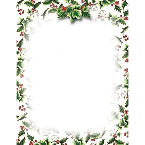 It's just a picture of Refreshing Christmas Printable Stationary