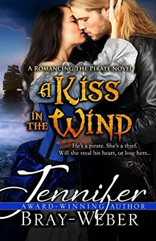 book cover of A Kiss in the Wind