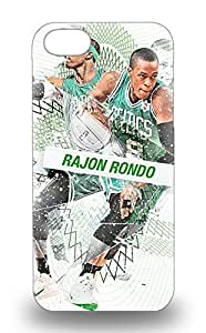 Iphone Cover 3D PC Case Specially Made For Iphone 5/5s NBA Boston Celtics Rajon Rondo #9 ( Custom Picture iPhone 6, iPhone 6 PLUS, iPhone 5, iPhone 5S, iPhone 5C, iPhone 4, iPhone 4S,Galaxy S6,Galaxy S5,Galaxy S4,Galaxy S3,Note 3,iPad Mini-Mini 2,iPad Air )