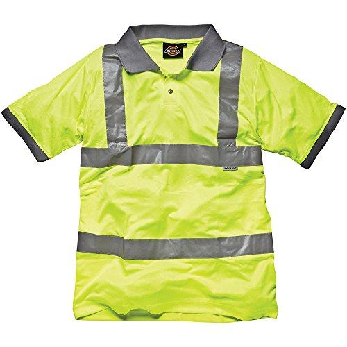 Dickies Hochstichbares Polo-Shirt Warnschutz SA22075