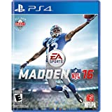 Electronic Arts 73380 Madden NFL 16 For Sony PS4