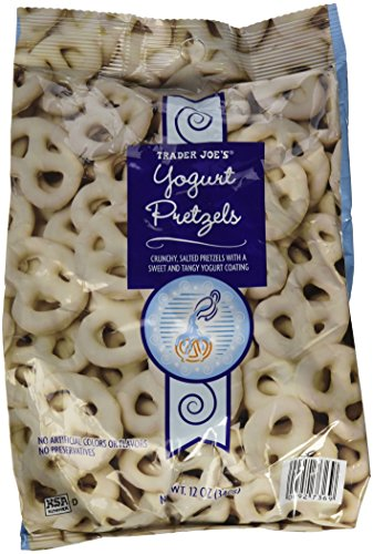 Trader Joe's Yogurt Covered Pretzels