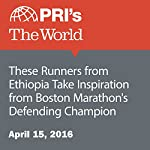 These Runners from Ethiopia Take Inspiration from Boston Marathon's Defending Champion | Jeb Sharp