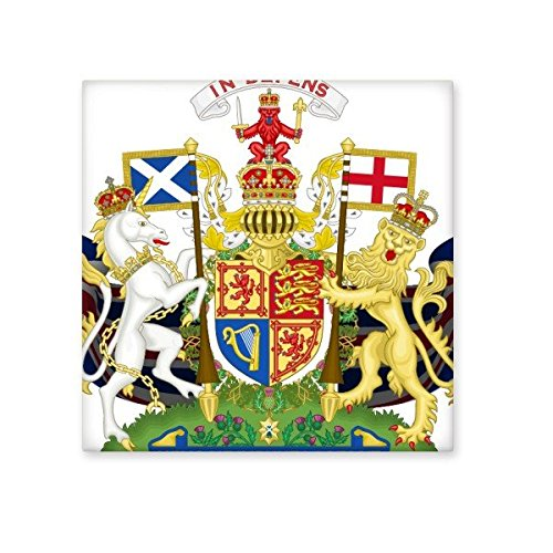 UK National Emblem Country Symbol Mark Pattern Ceramic Bisque Tiles for Decorating Bathroom Decor Kitchen Ceramic Tiles Wall Tiles 85%OFF