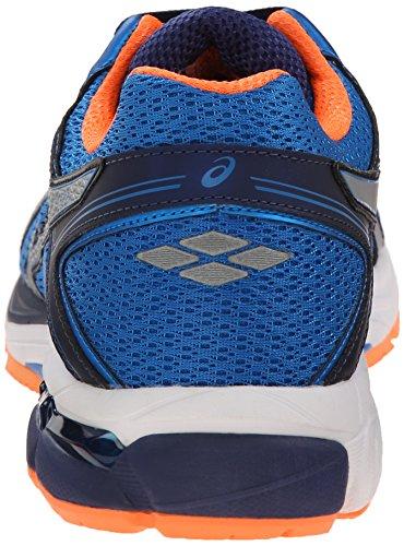 pay with visa cheap price sale amazing price ASICS Men's GT 1000 4 Running Shoe Electric Blue/Silver/Flash Orange hot sale sale online sale 2014 unisex TgRwfXj