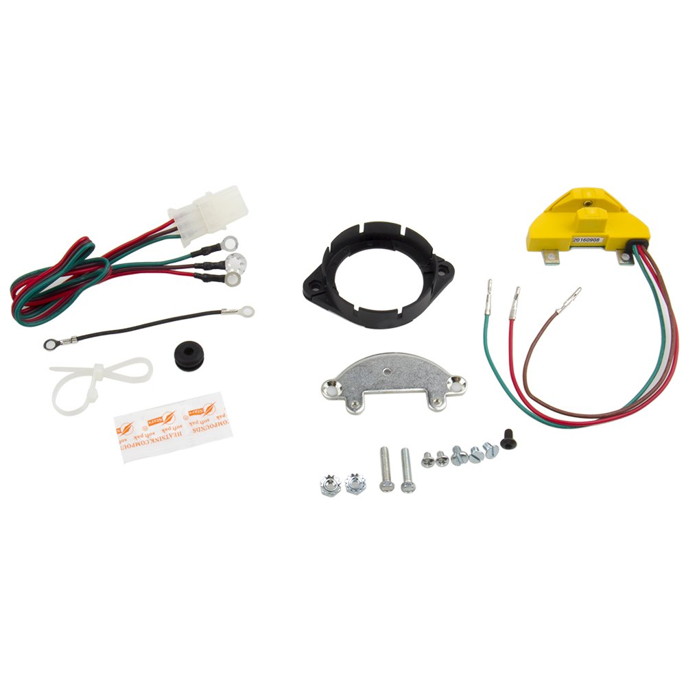 CarBole Points Eliminator Kit