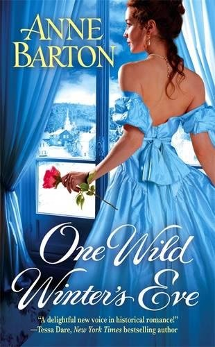 book cover of One Wild Winter\'s Eve