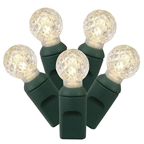 White Berry Led Christmas Lights