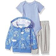 Carter's Baby Boys' Cardigan Sets 121h274, Blue, 3M