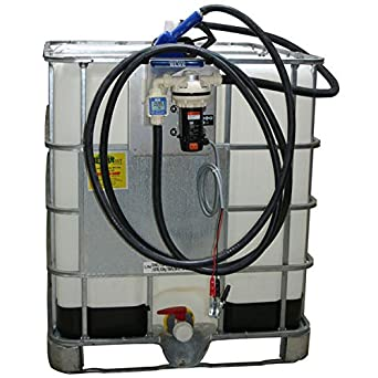 American Lubrication Equipment Tim Def 6 Electric Pumping System