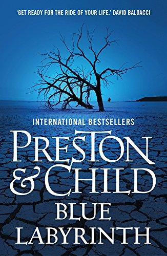 Blue Labyrinth Agent Pendergast Series Book 14 Kindle