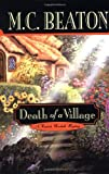Death of a Village: A Hamish Macbeth Mystery (Hamish Macbeth Mysteries)