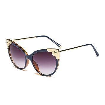 HYUHYU Marca Sexy Cat Eye Sunglasses High Fashion Mujeres ...