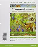 Western Heritage, the, Volume 1, Books a la Carte Plus NEW MyHistoryLab with EText -- Access Card Package 11th Edition