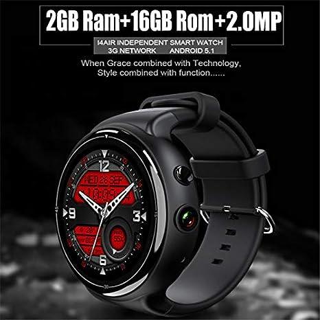 WJSEIF Reloj Deportivo Nuevo Smartwatch Android Reloj Inteligente ...