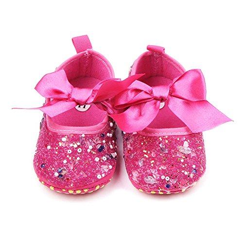 leap frogDiy Diamond Toddler Shoes - Mary Jane Bebé-Niños rosa (b)
