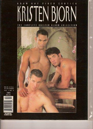 Kristen Bjorn, Adam Gay Video Erotica (Mandate,Inches,Honcho,Twinks,Hunks,MLM, Volume 1 # 4)
