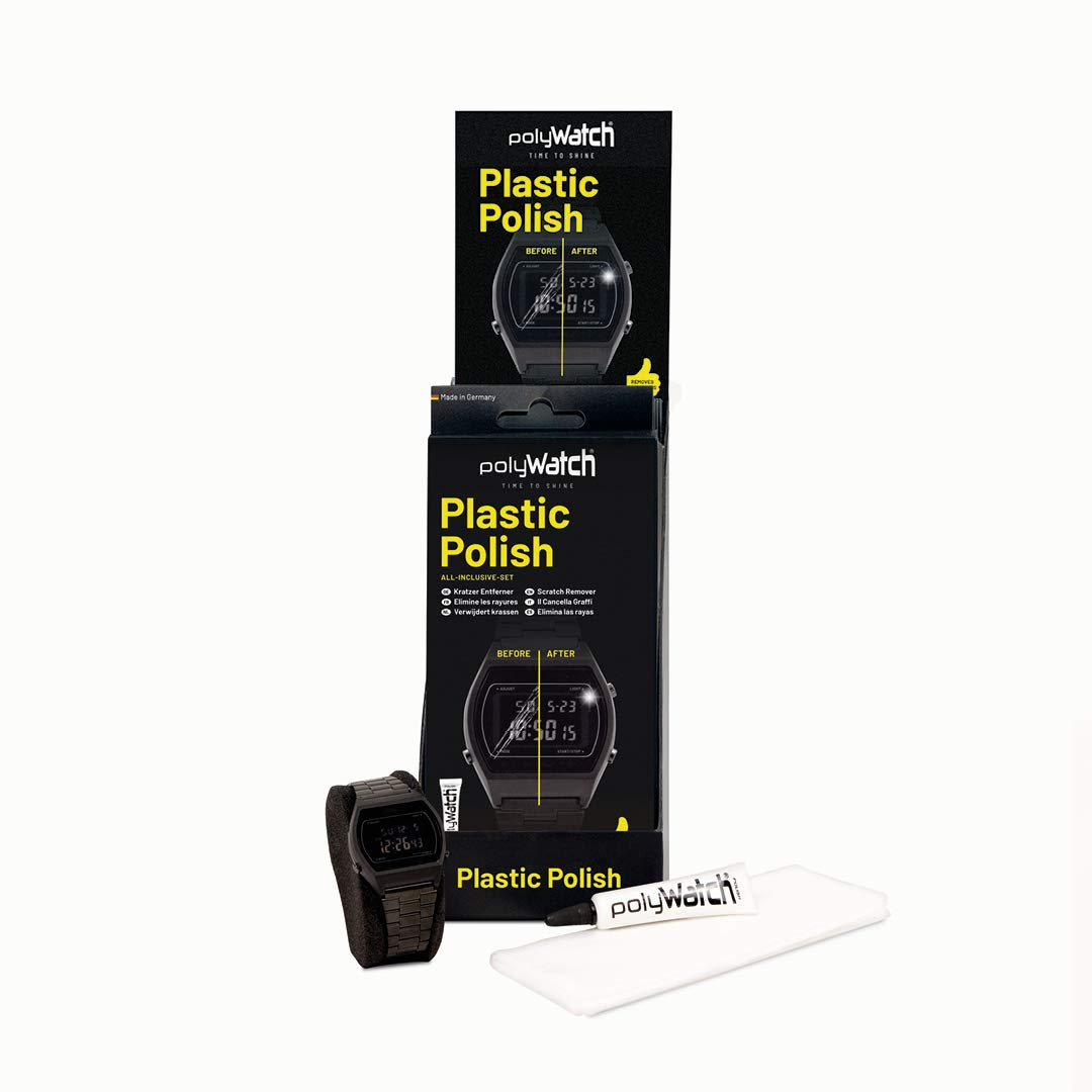 Polywatch Plastic Lens Scratch Remover