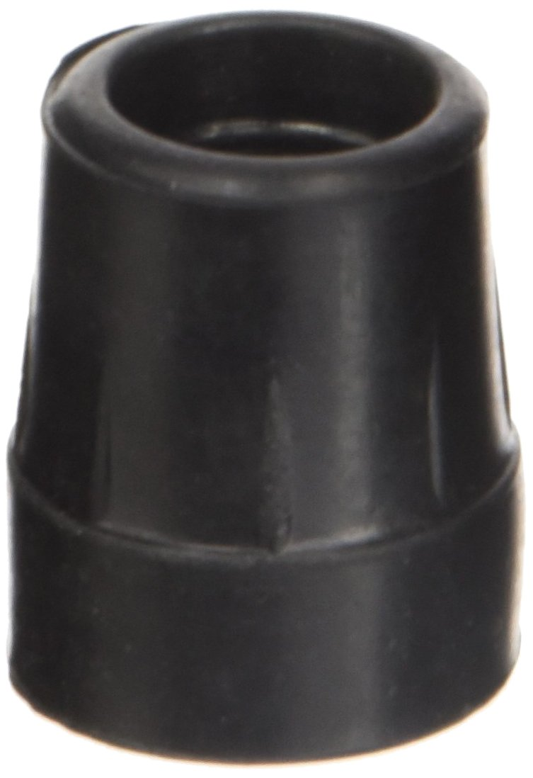 Brazos Walking Stick or Cane Large Rubber Tip, 1-1/16 Inch