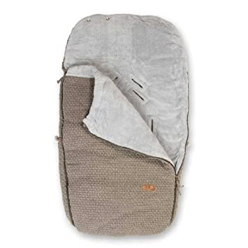 Babys Only Buggy Robust 164412 Pushchair Foot Muff Knitted Corn-Coloured