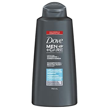Dove Men +Care Derma+care Scalp Anti-drandruff Itch Relief 2-in-1 Shampoo and Conditioner 355 ml, 0.41 kg Unilever