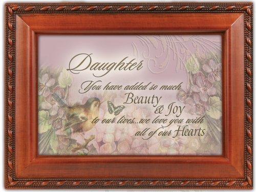 【限定品】 Daughter Beauty You & Joy to Plays Our & Hearts Music Musical Jewelry Box Plays You Light Up My Life by Cottage Garden B01IE7UUI2, ブランドストリートリング:751210d2 --- egreensolutions.ca