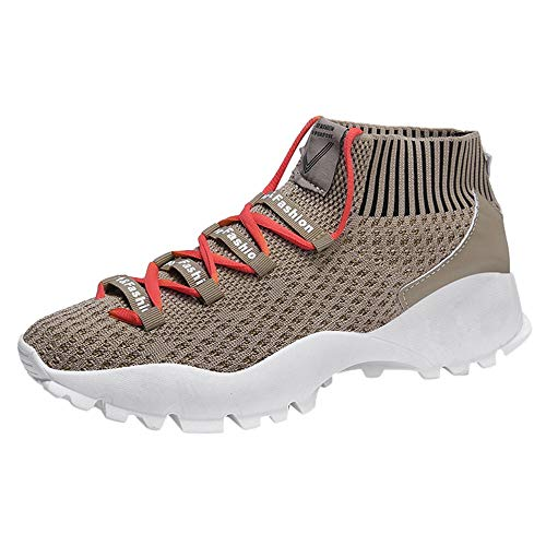 Clearance for Shoes,AIMTOPPY Mesh Fly Woven Breathable Comfortable Men's Casual Shoes by AIMTOPPY Shoe