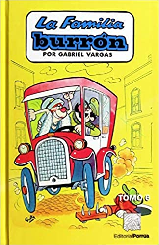 La Familia Burron 6 (Spanish Edition): Gabriel Vargas: 9789700756516: Amazon.com: Books
