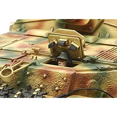 Tamiya Models German Sdkfz184 Elefant 1/35: Toys & Games