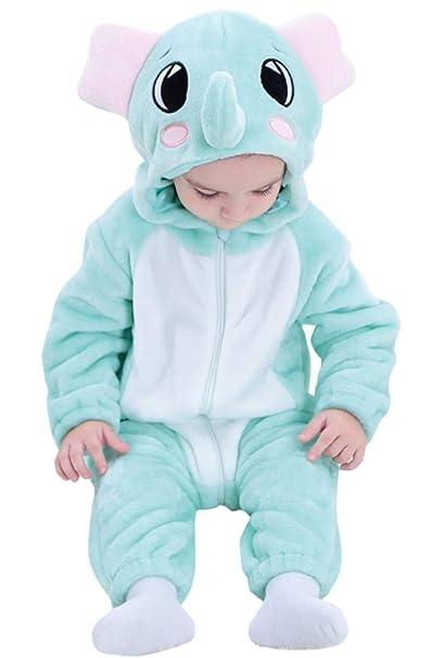 Katara Pijama Bebé Invierno Disfraz Animal (10+ Mo...