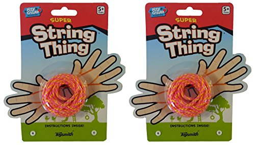 Super String Thing Cats Cradle 72 Inch Loop - Pack of 2
