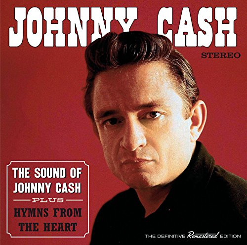 Johnny Cash - The Sound Of Johnny Cash + Hymns From The Heart + 6 Bonus Tracks - Zortam Music