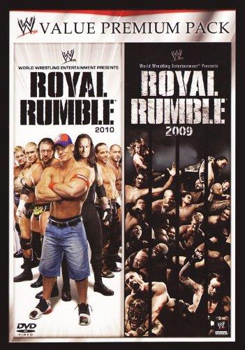 Wwe Royal Rumble 2009 - WWE Royal Rumble 2009 & 2010 (WWE Value Premium Pack)