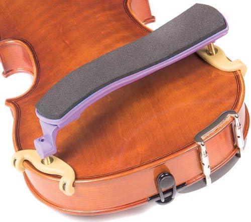 Kun Original Mini Blue Shoulder Rest for 1//8-1//4 Violin
