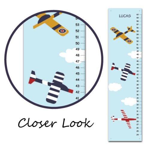 Boys Personalized Airplane - 9